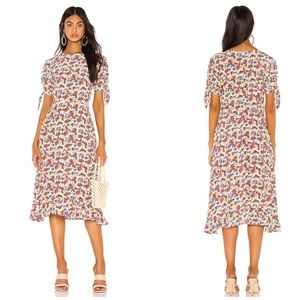 Faithful the Brand Emilia Dress in Lumina Floral